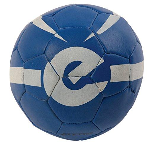 Eletto Mini Soft Soccer Ball - 3 Color Choices (Royal / White)