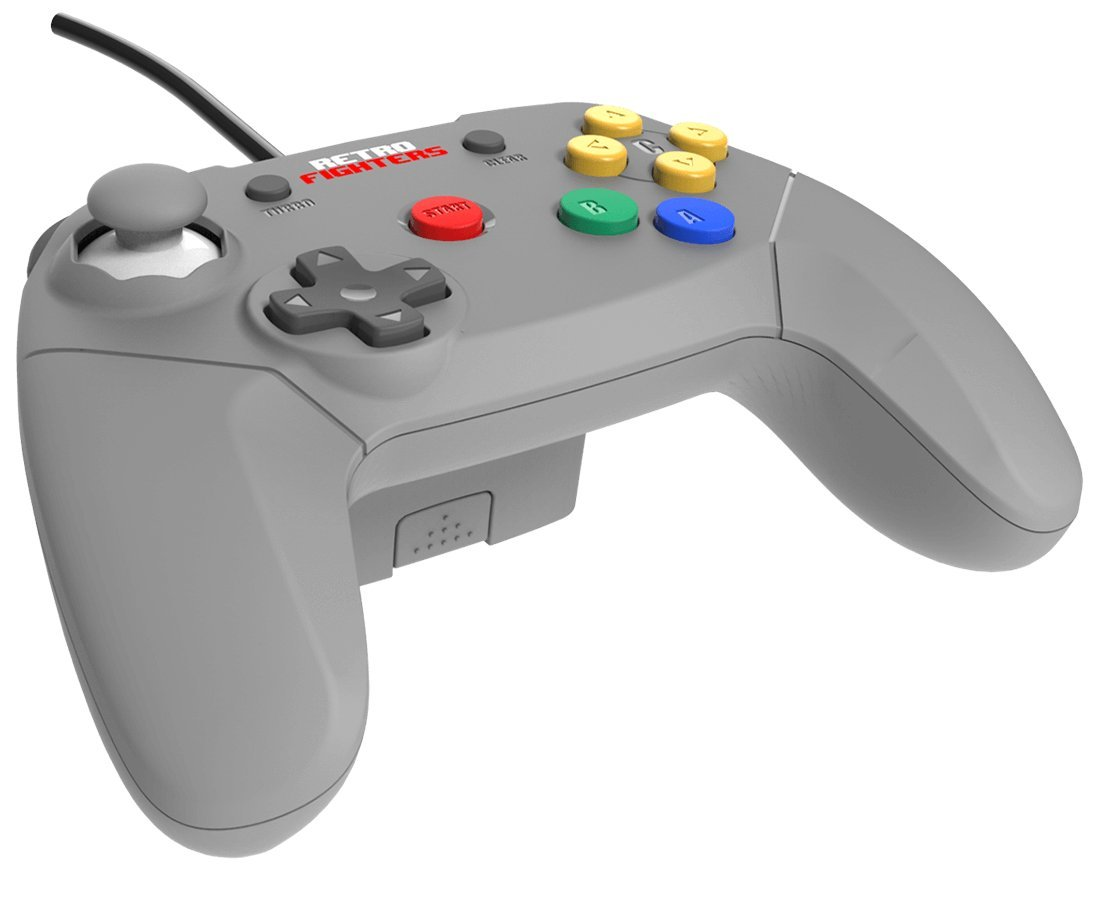 Retro Fighters Brawler64 Next Gen N64 Controller Game Pad - Nintendo 64 by Retro Fighters (Image #3)