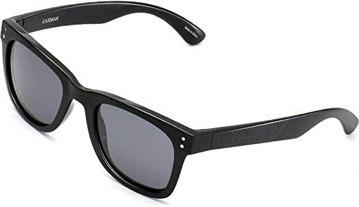 Square Glasses Suitable for Long face AMCER Mens Fashion Sunglasses 100/% UV Protection Polarized
