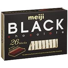 Meiji Black Chocolate BOX 120g (26 pieces) X6 pieces