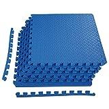 BalanceFrom Puzzle Ejercicio Mat con Espuma EVA Azulejos de Enclavamiento