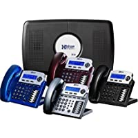 XBlue Networks 2022-04-CH XBlue X16 System Bundle with (4) Phone