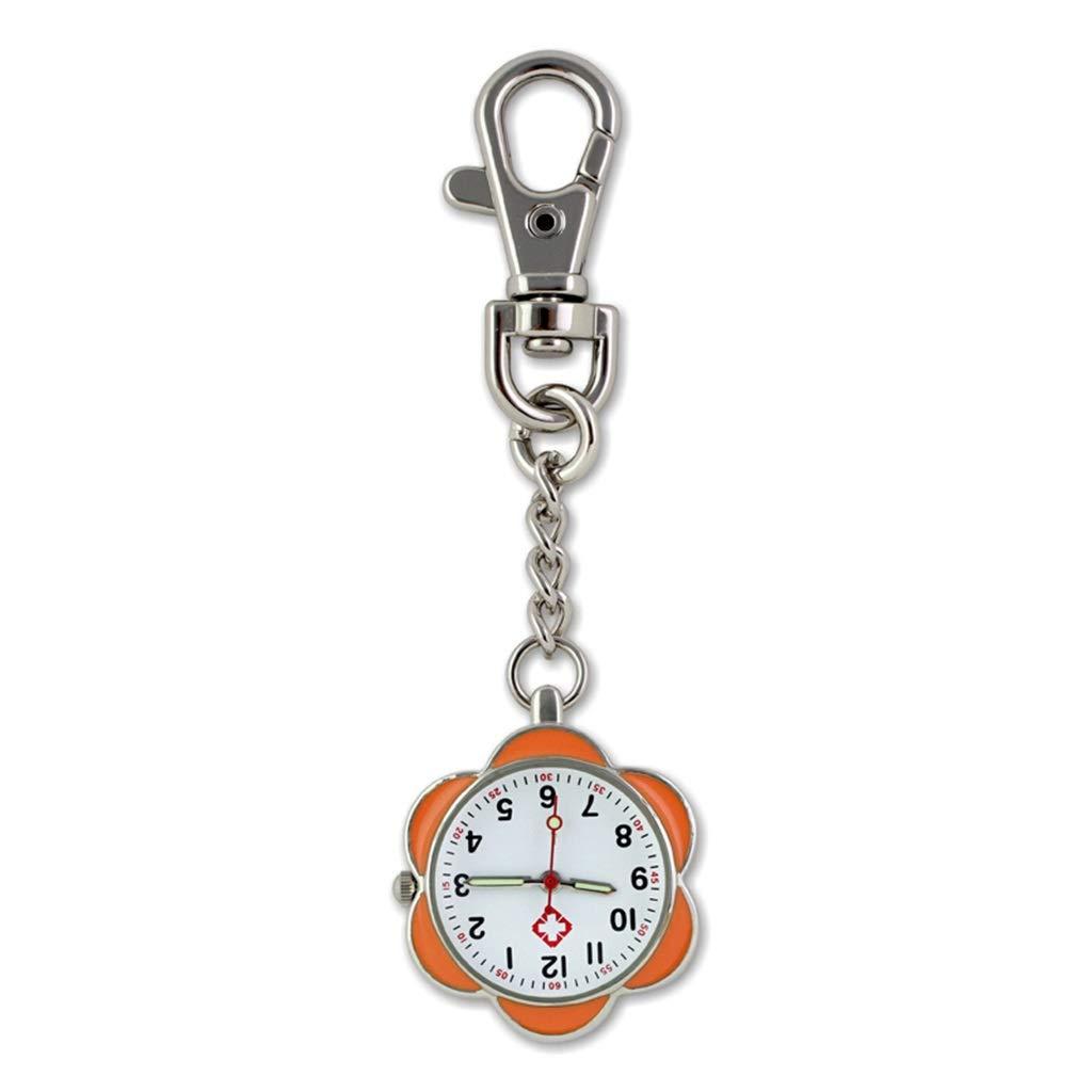FGF Enfermera Reloj de bolsillo Llavero Simulación Digital ...