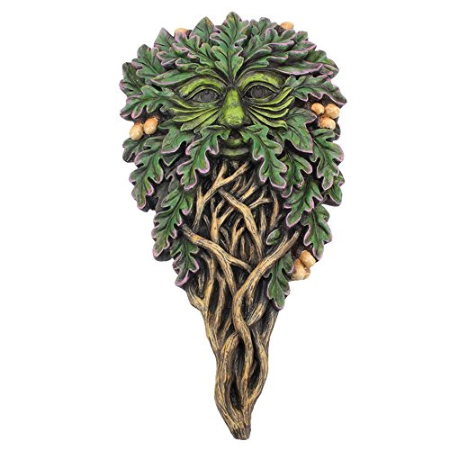 Nemesis Tree Spirits All Seeing Oak Green Man Wall ()