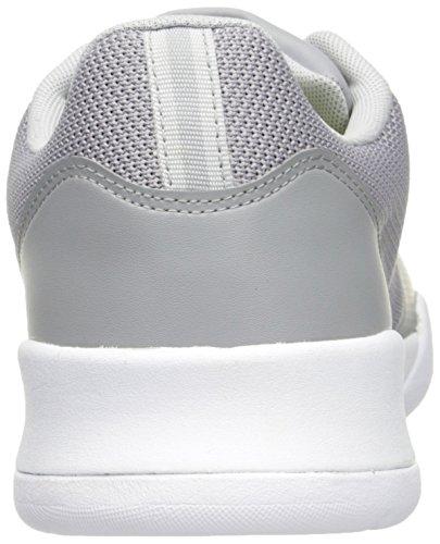 Lacoste Mens Light Spirit 117 1 Sneaker Moda Casual Da Uomo Grigio