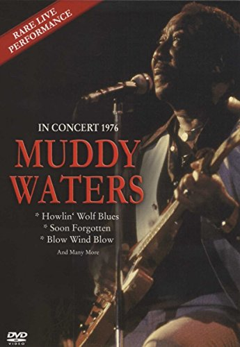 Muddy Waters - In Concert 1976 (DVD)