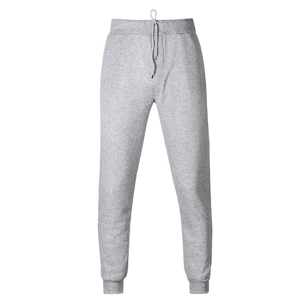 Pantalones de Sudadera de Bolsillo de otoño Invierno para Hombre Establece chándal de Traje Deportivo de Internet: Amazon.es: Ropa y accesorios