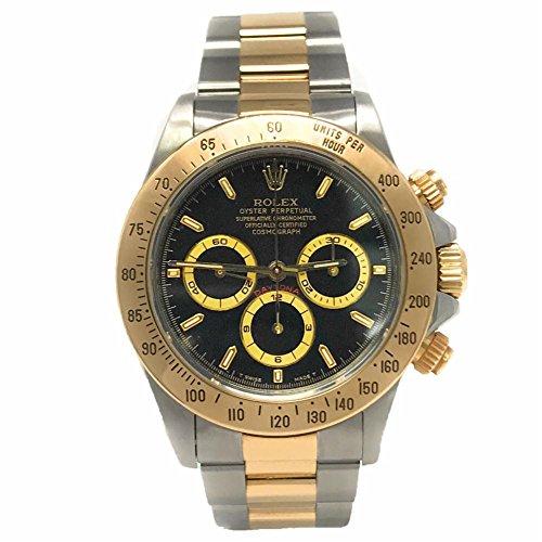 Rolex Daytona swiss-automatic mens Watch 16523 (Certified Pre-owned)