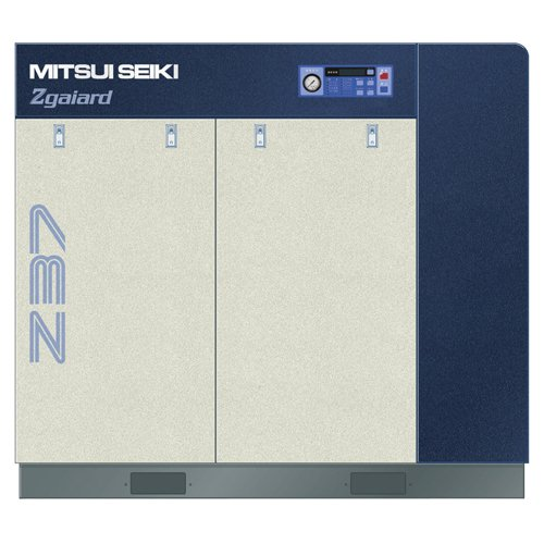 三井精機工業 小型スクリューコンプレッサ Zgaiard BASIC Type Z376AS3-R