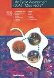 img - for Life Cycle Assessment (LCA) _ Quo vadis? (Themenhefte Schwerpunktprogramm Umwelt) book / textbook / text book