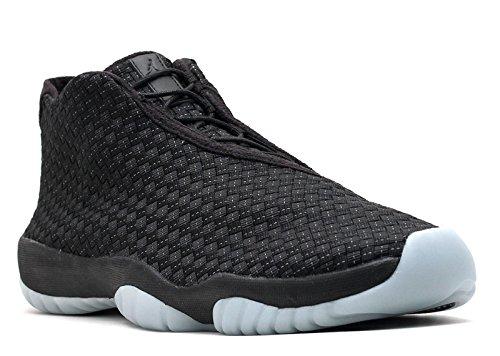 Nike Air Jordan Mens Future Premium Sneaker Black Glow