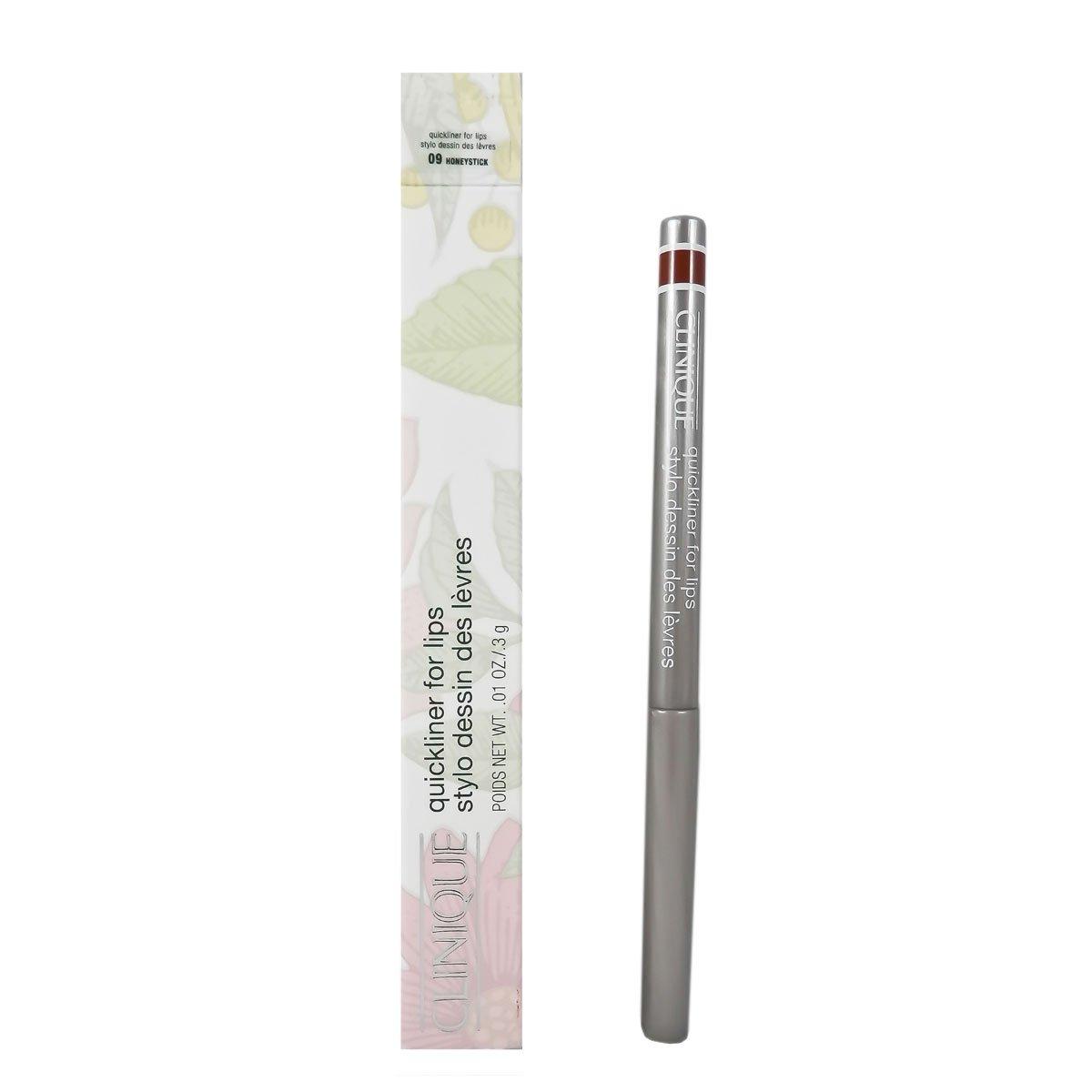 Clinique Quick Lip Liner for Women, No. 09 Honeystick, 0.01 Ounce