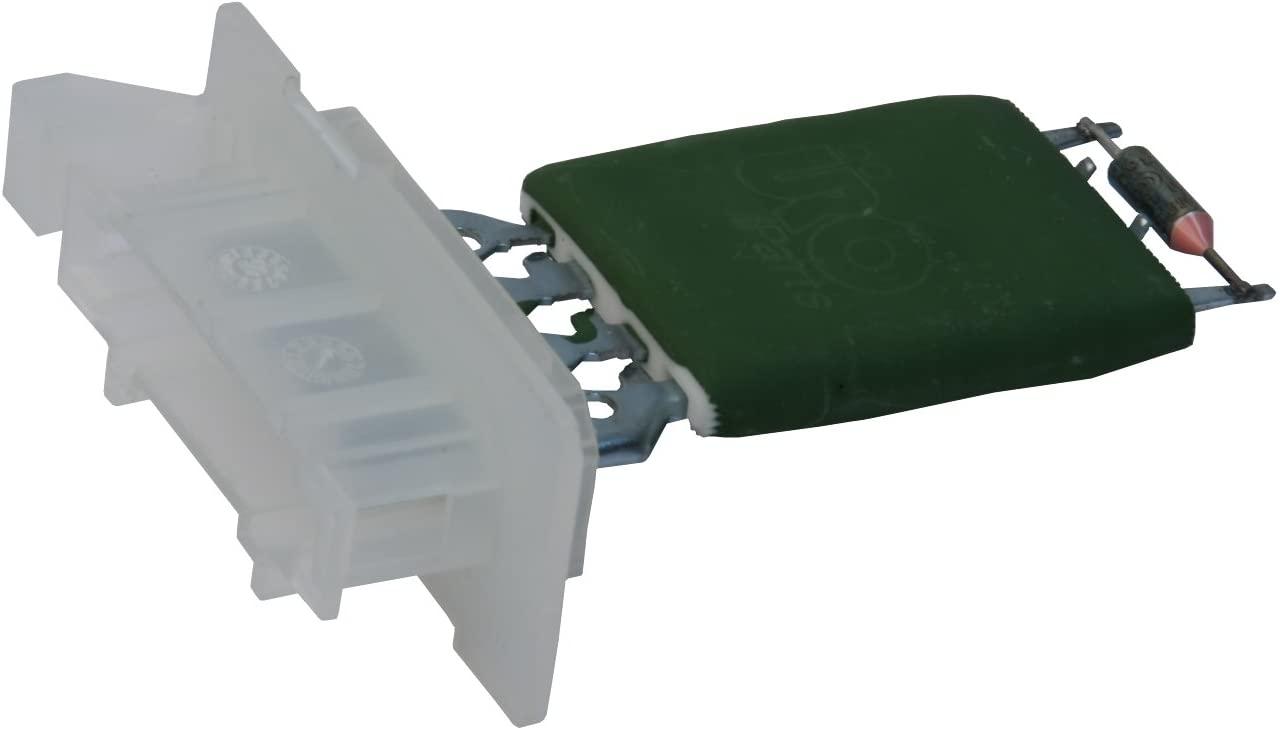 URO Parts 64111499121 Blower Motor Resistor, without climate control