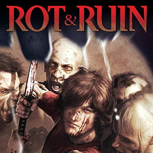 Post Halloween Cartoon (Rot & Ruin)