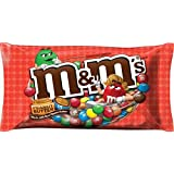 M&M'S Peanut Butter Chocolate Candies Medium Bag 10.2 oz (Pack of 2)
