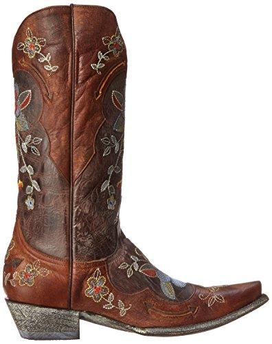 Brown Women's Western Gringo Boot Bonnie Old PXBqw5W