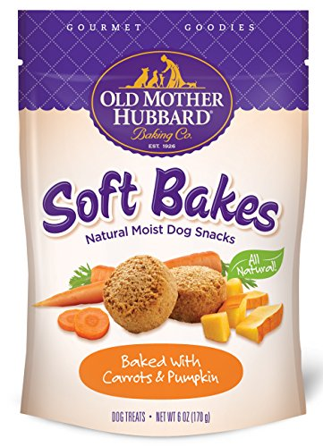 Old Mother Hubbard Gourmet Goodies Soft Bakes Natural Dog Tr