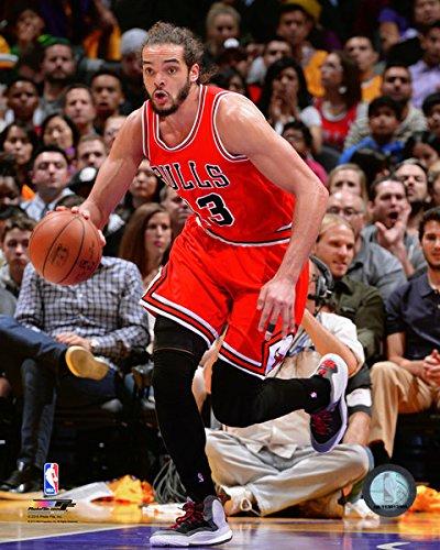 Joakim Noahシカゴブルズ2014 – 2015 NBAアクション写真(サイズ: 8