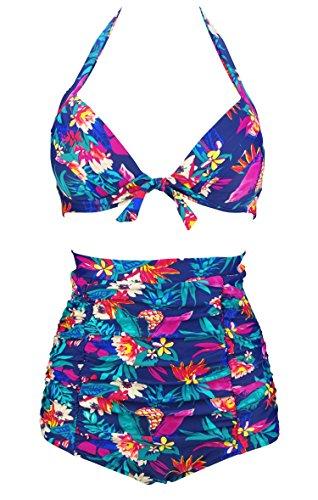 Halter Top Bikini Sets in Australia - 5