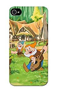 Christmas Gift - Tpu Case Cover For Iphone 5/5s Strong Protect Case - Snow White And The Even Dwarf For Puter Design Kimberly Kurzendoerfer