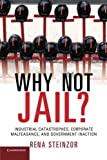 img - for Why Not Jail?: Industrial Catastrophes, Corporate Malfeasance, and Government Inaction by Rena Steinzor (2014-11-28) book / textbook / text book