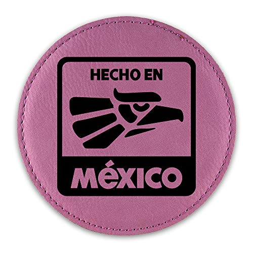HECHO EN MEXICO made in Mexico License Plate Frame
