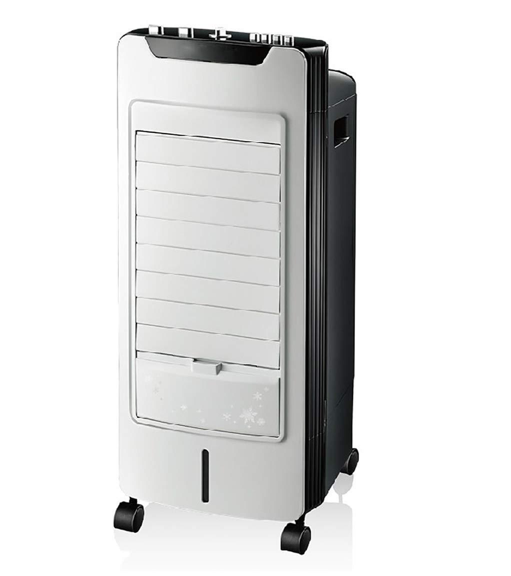 冷風機モバイル自宅用エアコンファンポータブルオフィス低騒音扇風機小型クーラー サイズ:32 * 32 * 72 * Cm B07TYYMDYM