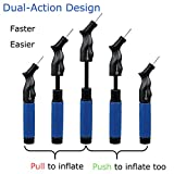 MIRACOL Dual Action Ball Pump with 6 Standard