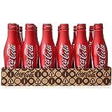 Coca-Cola Aluminum Bottles, 8.5 fl oz (Pack of 24)