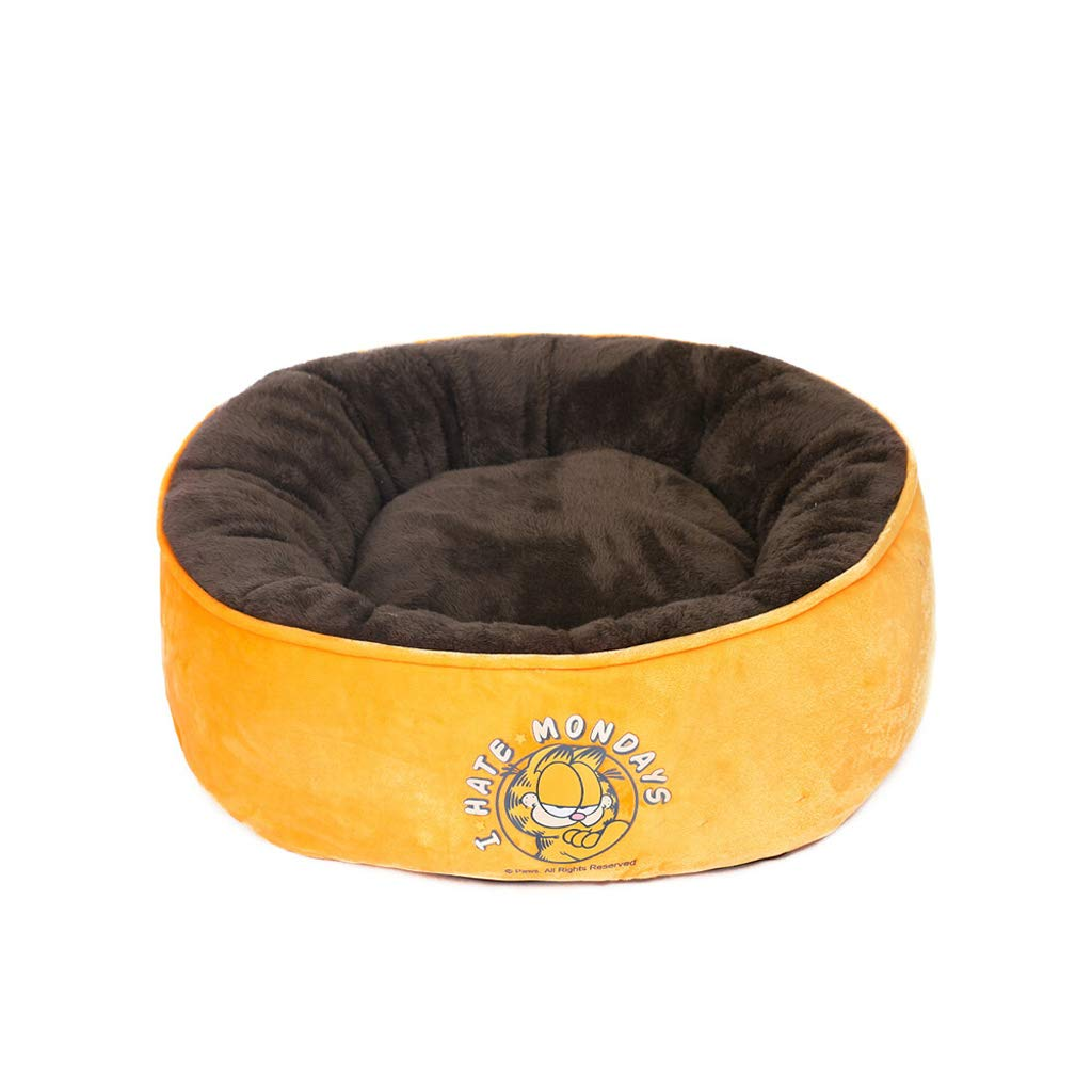 M(70cm) TLTLCWW Pet Bed, Removable And Washable Kennel Four Seasons Available Pet Cat Sofa Bed, Multisize (Size   M(70cm))