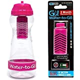 Go! Water Filtration Bottle by Water to Go