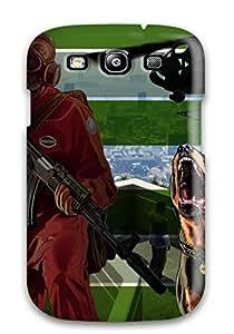 New Gta Tpu Case Cover, Anti-scratch DaxrurR283RrNRN Phone Case For Galaxy S3