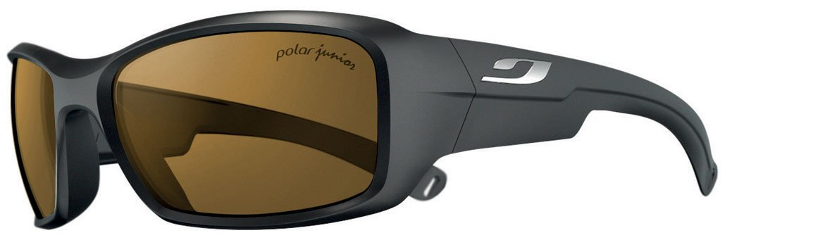 Julbo - Rookie Polarized 8 To 12 Years, Color Black