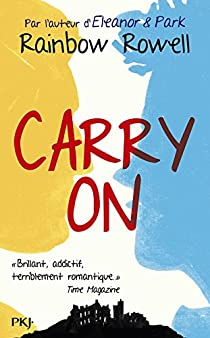 Carry On Rainbow Rowell Babelio