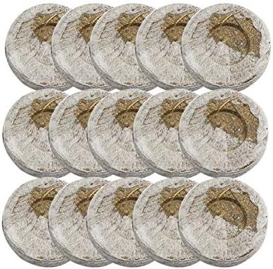 Balai 30mm Torf Pellets Samen Starter-Kit, Pflanzenset zum Umpflanzen in Garten- oder Pflanzgefäß