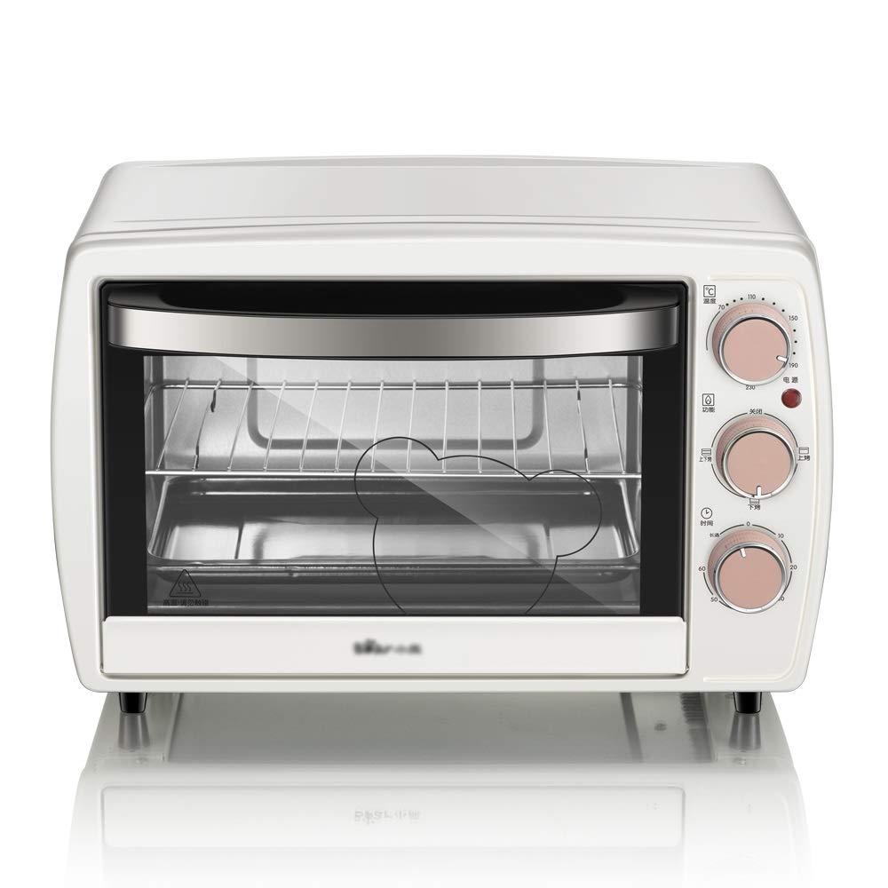 SGKJJ ミニオーブンフルオート暖房ベーキングオーブン多機能オーブンハイパワー家庭用寮小型電気オーブン - オーブントースター   B07Q1DLJK3