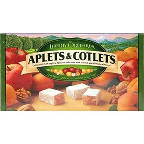 Liberty Orchard Aplet & Cotlets