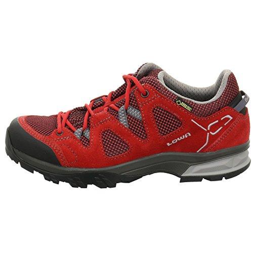 rosso rosso Phoenix Low leggero UE Rosso escursioni donna Scarpe 38 Gtx Rosso aBxTZqp