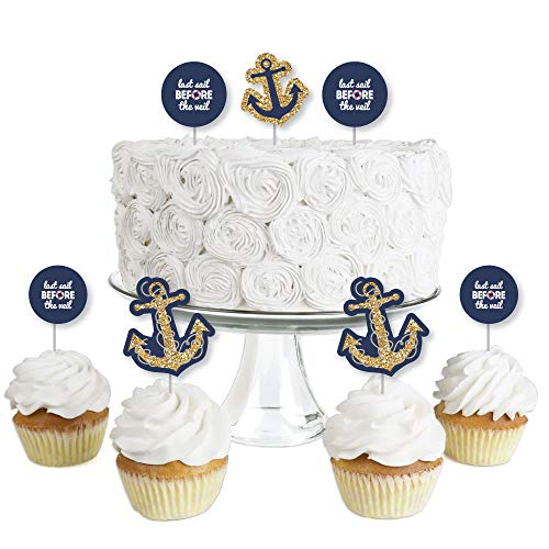 Last Sail Before The Veil - Dessert Cupcake