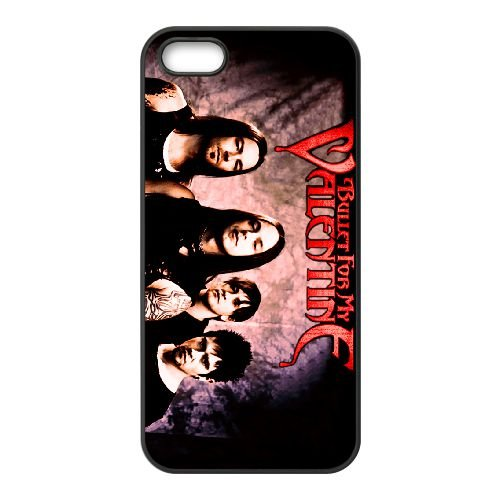 Bullet For My Valentine 004 2 coque iPhone 4 4S cellulaire cas coque de téléphone cas téléphone cellulaire noir couvercle EEEXLKNBC23946