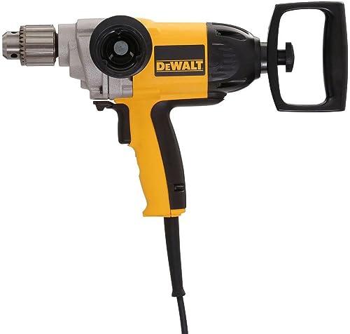 DEWALT DW130 1 2-Inch Heavy Duty Reversing 7.0 Amp Spade Handle Drill