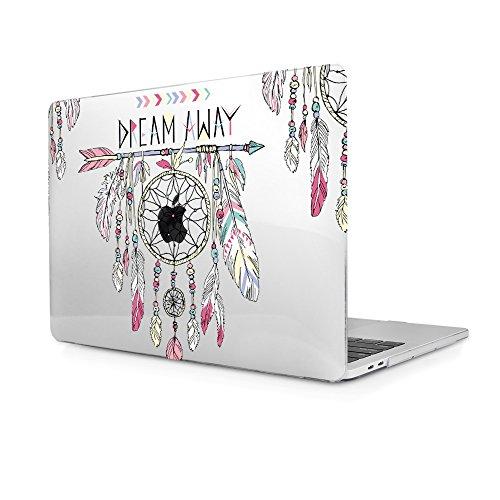 Batianda Case for 2018 2017 / 2016 MacBook Pro 13