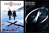 The X-files I Want to Believe , the X-files Revelations Part 1 , the X-files Revelations Part 2 : The Essential Guide to the X-files Movie : 3 Pack Collection