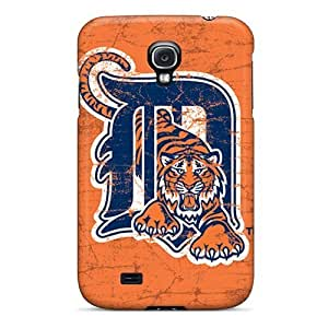 New Arrival Case Cover With AKJ1822rjHE Design For Galaxy S4- Detroit Tigers