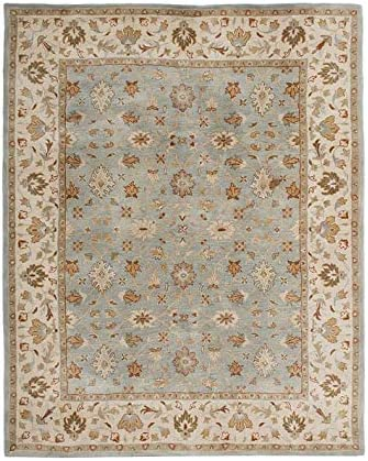 Pottery Barn 5×8 8×10 9×12 Malika Persian Hand Tufted Woolen Area Rugs and Carpet 8×10 9×12