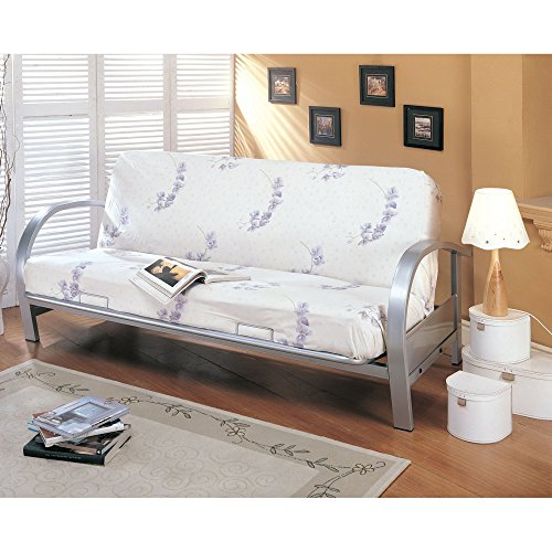 coaster-shelton-metal-futon-frame