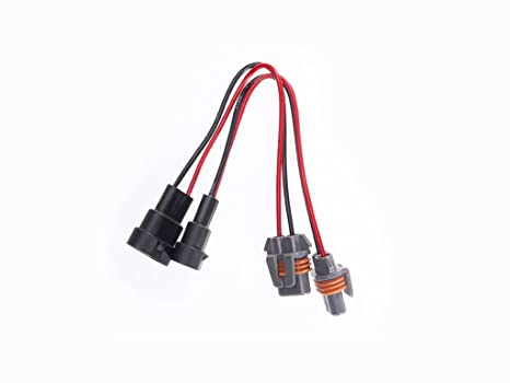 Halo Automotive WH9006 Plug and Play Upgrade Wire Harness ... on