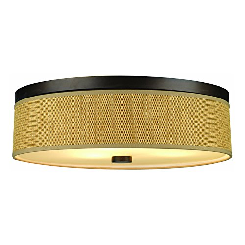 Philips Forecast F615620 Cassandra Ceiling Light, Sorrel Bronze ()