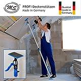 PROFI Einhand Deckenstütze - Schnellspann-Stütze - Baustütze - 1.210-2.920mm - Tragkraft 40 kg - Made in Germany - MS-S2000