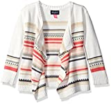 The Children's Place Little Girls' Cardigan, Snow 68201, Small/5/6